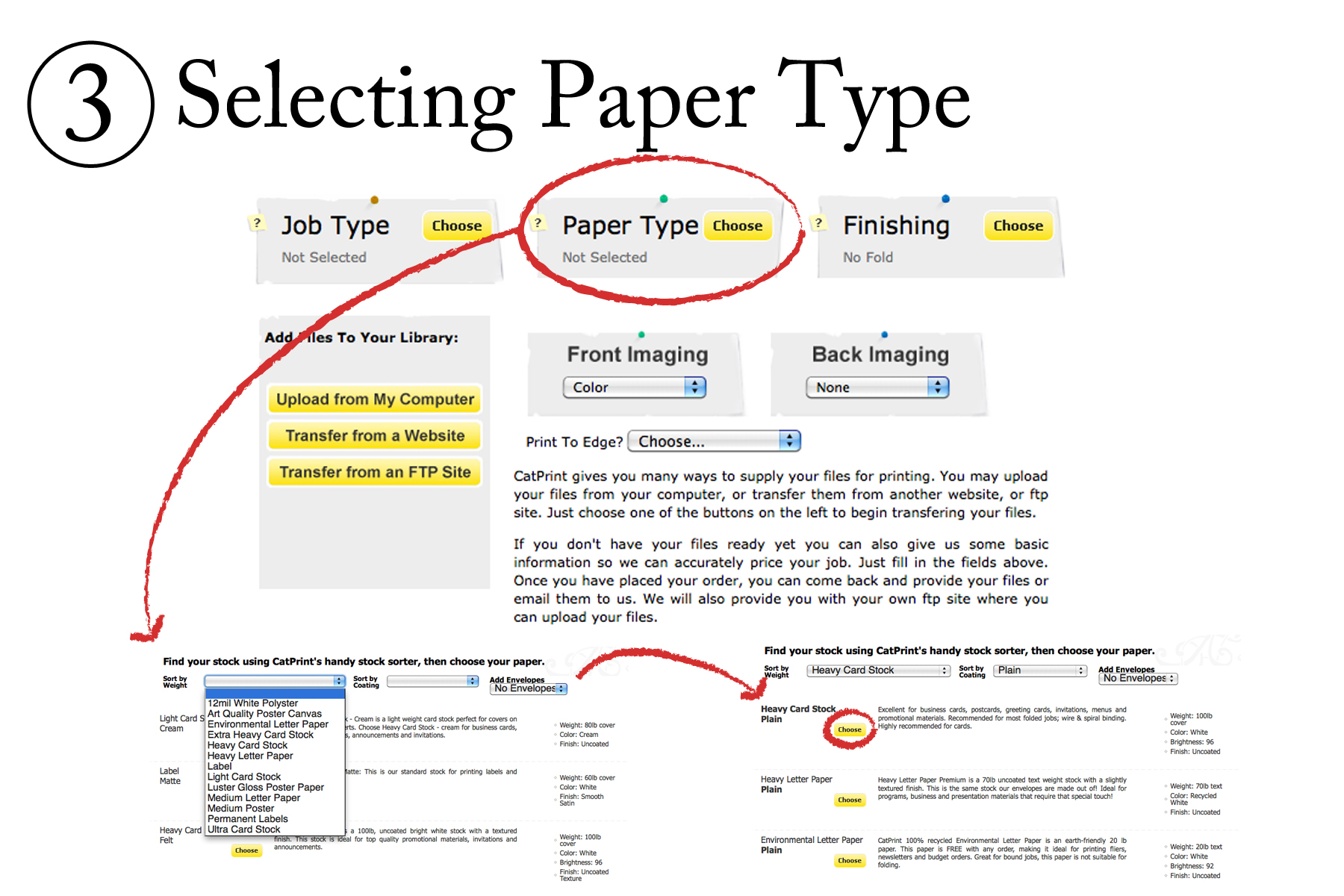 Websites to type papers