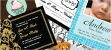 CatPrint Prints Invitations